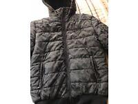 Men's creative recreation jacket