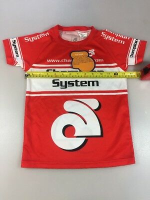 Champion System Child Tech T Shirt Youth Small YS (5796-18)