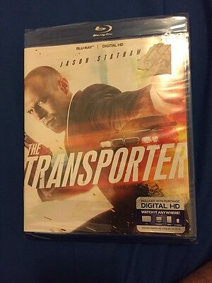 The Transporter Jason Statham Blu Ray  Digital Copy