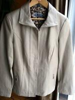 The real Guillaume Poupart  Lady's  leather jacket! NEW, Size S