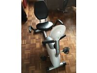 V fit recumbent magnetic cycle