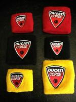 DUCATI 3D GEL DOME DECALS,MOUSE PAD,PATCH,SWEATBANDS,VINYL, MV