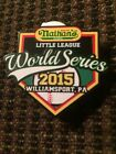 Little League World Series Pins