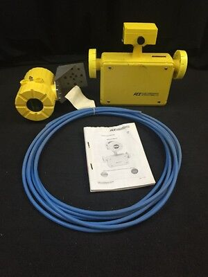 Fci Fluid Components Coriolis Mass Flow Meter Cmb-f1a3 Ct-c11aa1b Wcable