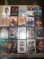 DVD Movies - Original Excellent Condition Boxes and Jackets