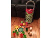 Children Shopping food Trolley
