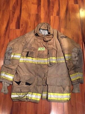 Firefighter Globe Turnout Bunker Coat 48x35 G-xtreme Halloween Costume