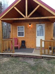 CABIN FOR RENT By Christina Lake, Alberta