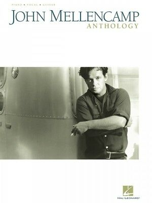 John Mellencamp Anthology Sheet Music Piano Vocal Guitar Songbook 000306435