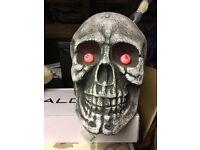 Halloween huge Skull Decoration Scary