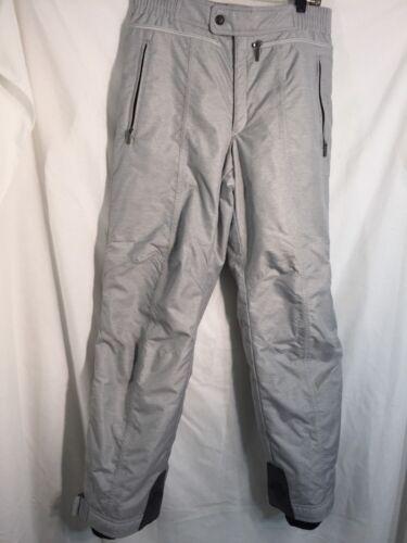 DESCENTE Men's Ski Snowboard Snow Winter PANTS Size M 34 GRE