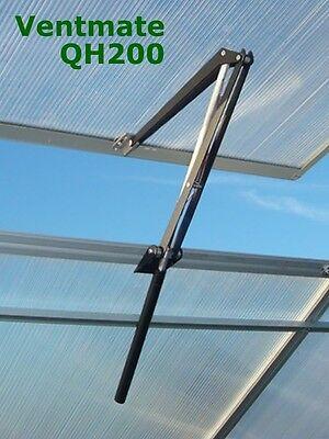 Auto Vent Opener Ventmate QH200 Automatic Greenhouse Window Opener