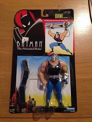 Batman The Animated Series Bane Action Figure, Kenner MOC Sealed (B63) for sale  Shipping to India