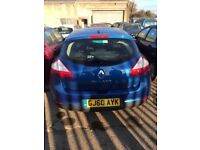 breaking renault megane music all parts available