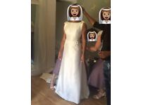 Franc Sarabia Saeti Wedding dress (preloved)