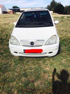 Mercedes a160 swap/trade