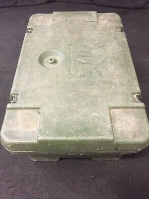 Cambro Camcarrier Food Storage Pan Container Carrier 180mpc 8 Deep 1 See Desc.