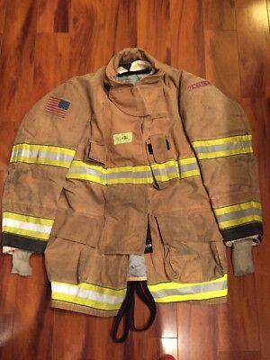 Firefighter Globe Turnout Bunker Coat 42x35 G-xtreme Halloween Costume 2011