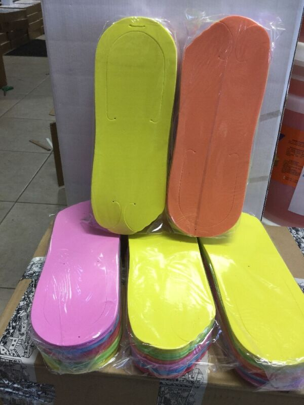 120  Pairs Disposable Spa Pedicure foam flip flop slippers (fold type)