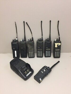 Motorola Mts2000 Flashport Motorola Ht750 Battery Charger Aa16740 Lot