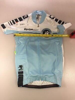 Assos Equipe Cycling Jersey XSmall XS (5815) Assos Equipe Cycling Jersey