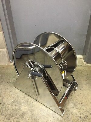 Reelcraft Hs18000-m1 Hose Reel Airwater 4nb30 12 Npt Up To 200 3000 Psi