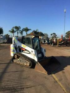 Bobcat T590 HAND & FOOT CONTROL - EXCELLENT CONDITION!! Kenwick Gosnells Area Preview