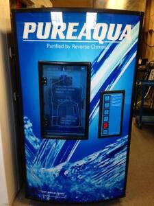 Commercial Reverse Osmosis Vending System
