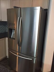 Samsung 31.6 cubic foot 3 door French door fridge