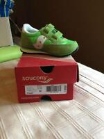 Toddler boy Saucony Shoes