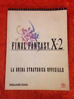 Final Fantasy X-2 - 10 2 Guida Strategica Ufficiale - Pal Italiana - fanta - ebay.it