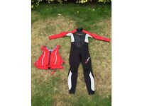Gul Wetsuit & Palm Quest Buoyancy Aid (Approx Age 9-14)