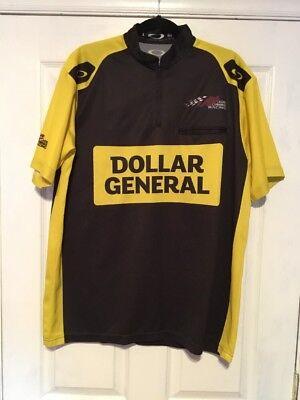 Matt Kenseth Dollar General Pit Crew Shirt Size Large Joe Gibbs Racing