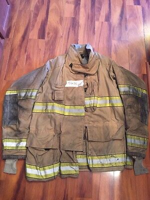 Firefighter Globe Turnout Bunker Coat 53x35 G-xtreme Halloween Costume