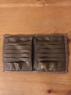 Vintage wallet Compliments Of Phillips 66 Petroleum Co gas station