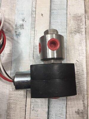 Asco Redhat Efhv2836931 Ef8003g10 Solenoid Valve Explosion Proof 14 12 Volt