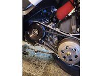 Piggagio zip 50 moped