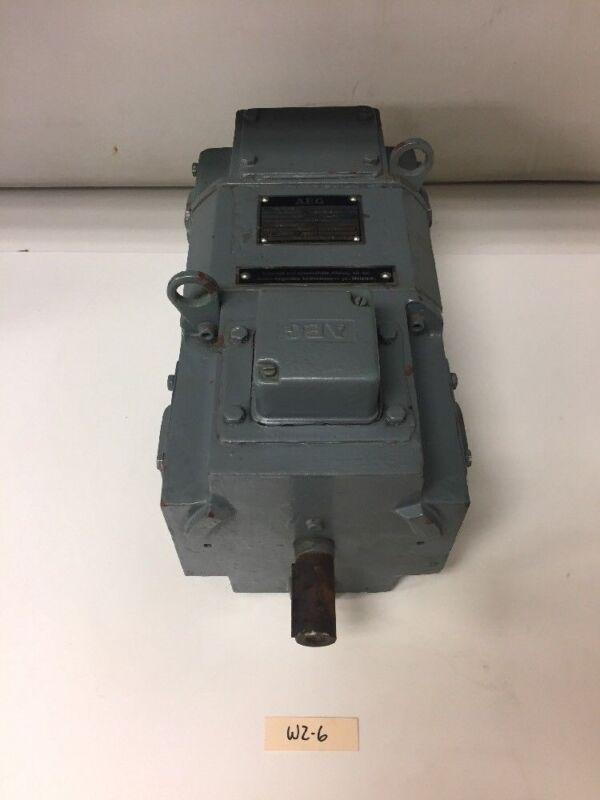 AEG Motor VDE 0530/11.72 150V 4.65A *Fast Shipping* Warranty!