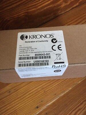 Kronos 8609043-001 New Sealed