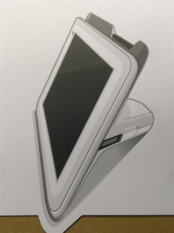 Clover C201 Portable POS Device Touchscreen with Card Reader & Barcode Scanner