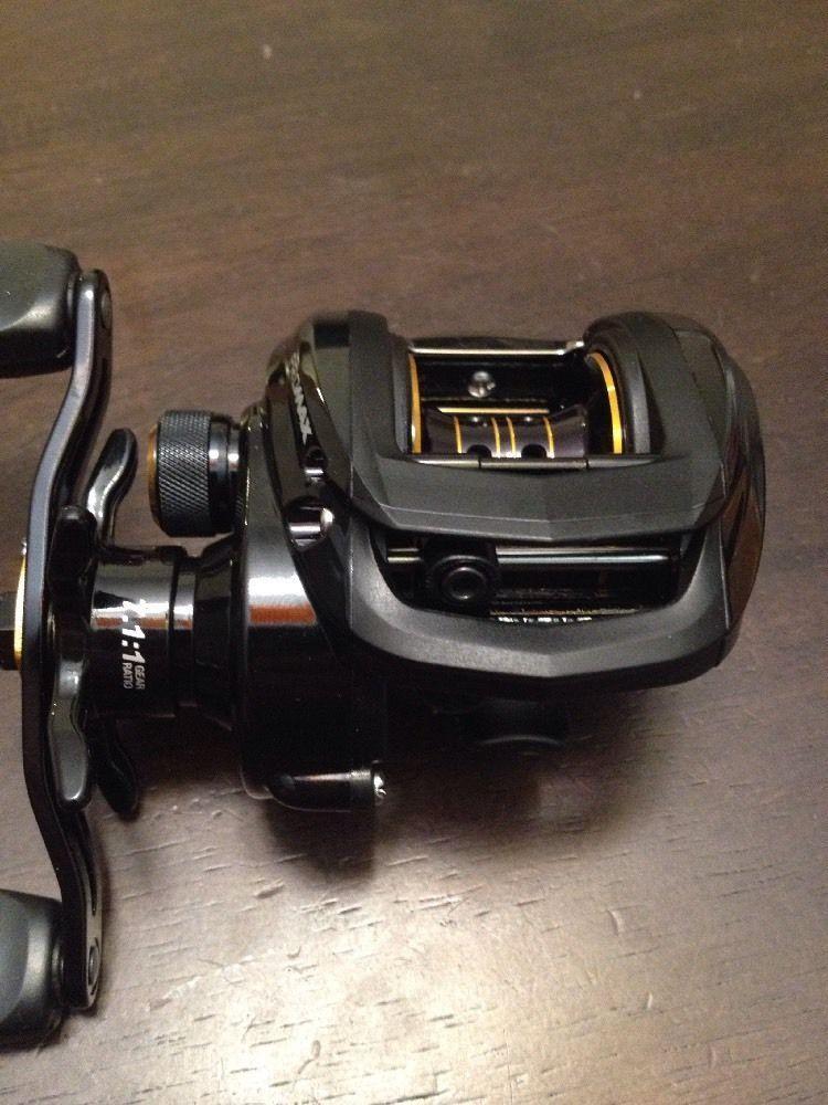 new pro max 3 baitcast fishing reel