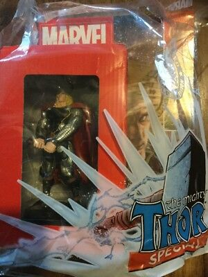 Eaglemoss Marvel Fact Files THE MIGHTY THOR SPECIAL EDITION + Magazine](Thor Facts)