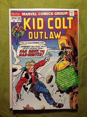 MARVEL KID COLT OUTLAW # 181 1974 VF- 7.5 Stan Lee