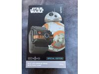 Star Wars Shpero Bb8 app enabled droid shpero Special Edition.