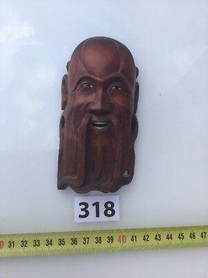 Holz Maske