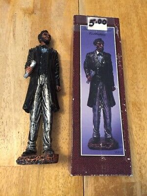 """9"""" Abraham Lincoln figure/statue Young's The Presidential Collection in Box"""