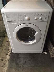 Indesit Ecotime IWDC 6125 Washer Dryer – White