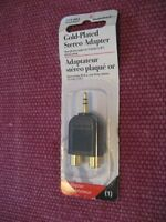 3.5mm to RCA adapter