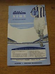 25-02-1961-West-Bromwich-Albion-v-Bolton-Wanderers-Heavy-Rusty-Staples-Item