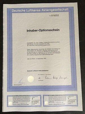 Deutsche Lufthansa AG OS DM 3000